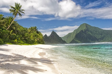 Photo courtesy of American Samoa Visitors Bureau