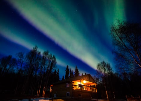 Photo by Todd Paris, courtesy of the Fairbanks Convention and Visitors Bureau