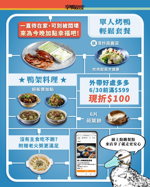 台北外帶美食 優惠餐廳總整理 防疫期間外帶優惠總整理! 連鎖品牌外帶優惠懶人包 38